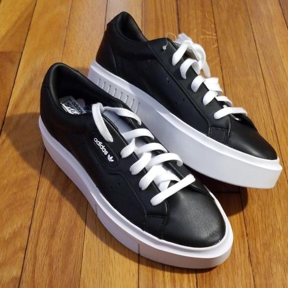 soborno Merecer De acuerdo con  adidas Shoes | Adidas Sleek Super W | Poshmark